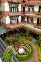 Courtyard at Thamel Eco Resort