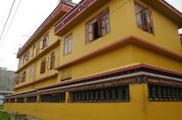Buddhist monastery in Pokhara
