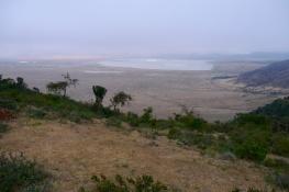 Ngorongoro Crater during the wet season
