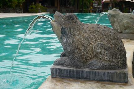 Pool at Temple Tree Resort & Spa
