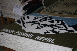 Annapurna rug