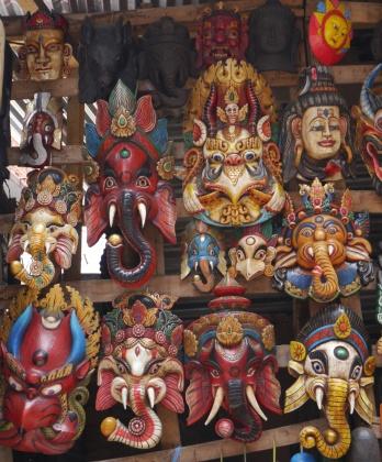 Hindu-Nepalese art