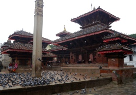 Part of Durbar Square, the oldest area in Kathmandu and an UNESCO World Heritage Site