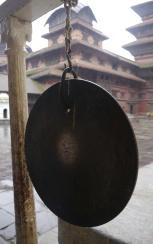 Gong at palace