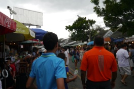 Chatuchak Weekend market, the largest in Asia