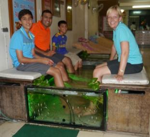 Family bonding in Thailand