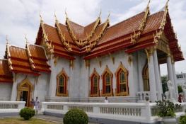 Wat Benchamabiphit, or Marble Temple
