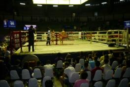 Muay Thai boxing, Thailand's national sport