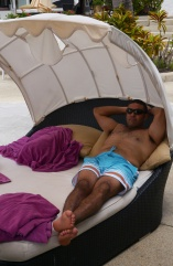 Really Neerav, you need to relax more. Ha!