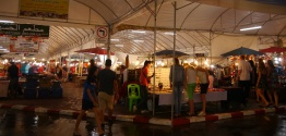 Just a small, small part of the Night Market.