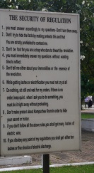 Rules of the Khmer Rouge