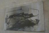 Photo of man tortured