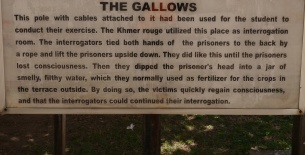 Explanation of The Gallows