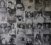 The Khmer Rouge documented the execution of each prisoner.