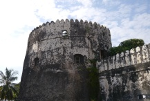 Fort in Stonetown