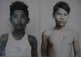The Khmer Rouge did not discriminate. They killed the young...