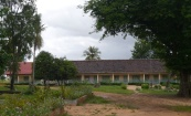 Village children go to this government school from age 6 to 14.