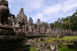 Bayan Temple at Angkor Thom