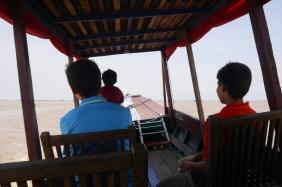 We reach Tonle Sap Lake.