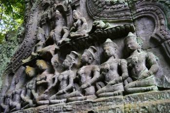 Apsara, Khmer angels