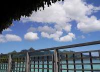 Blue water, blue sky... blue heaven