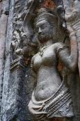 Aspara, the Khmer angel